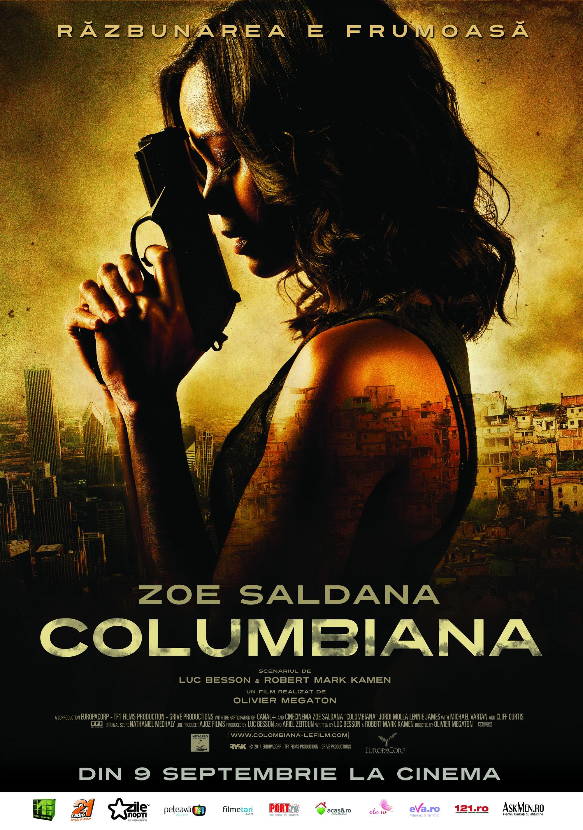 Film Columbiana