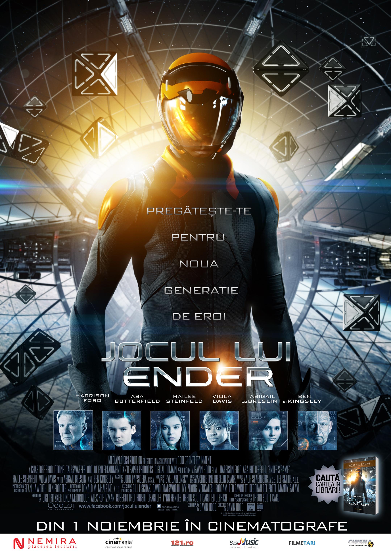 Enders Game 2013 (2013)