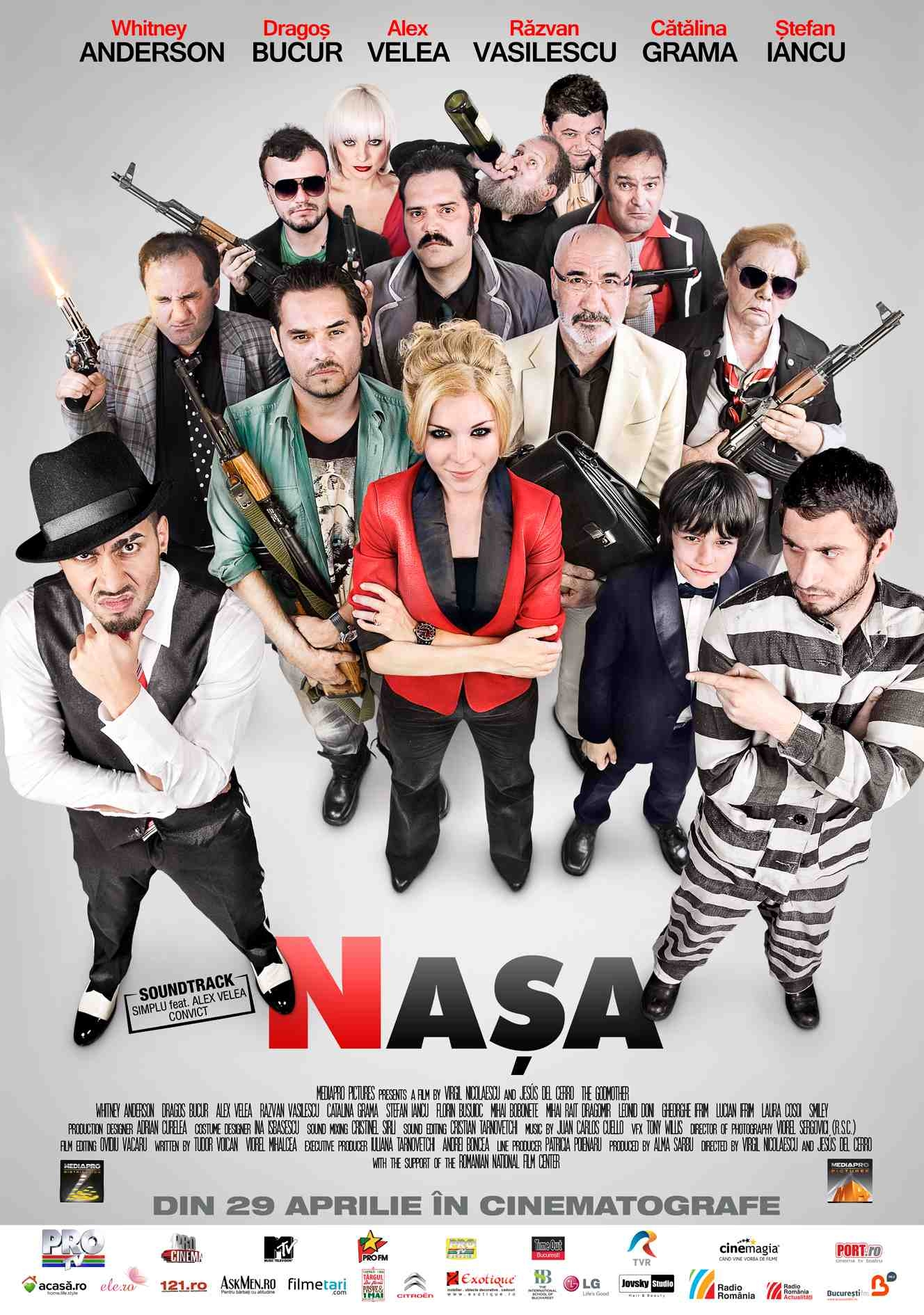 The Godmother AKA Naşa (2011) Filme Romanesti