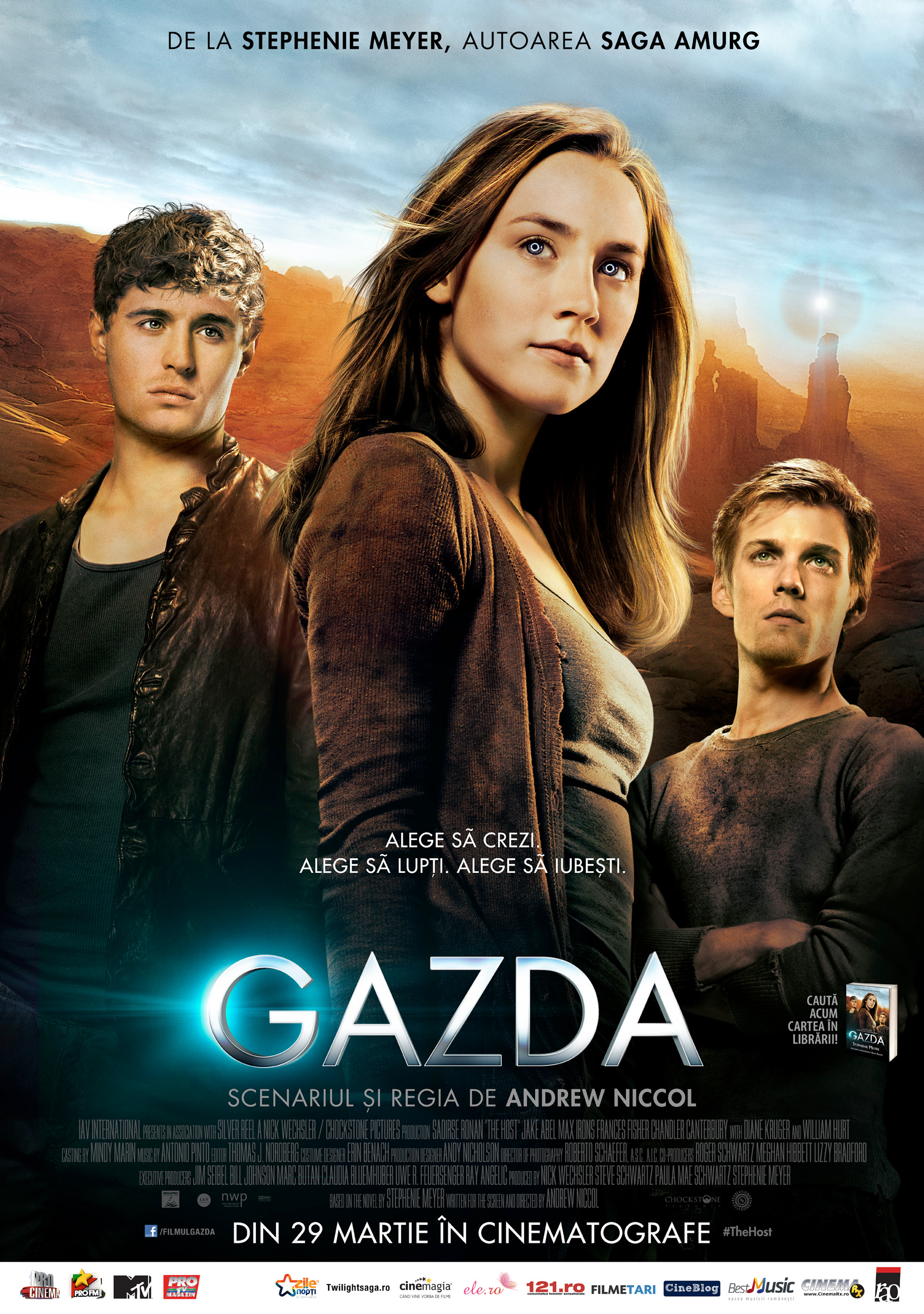 The Host (2013) Gazda Online Subtitrat