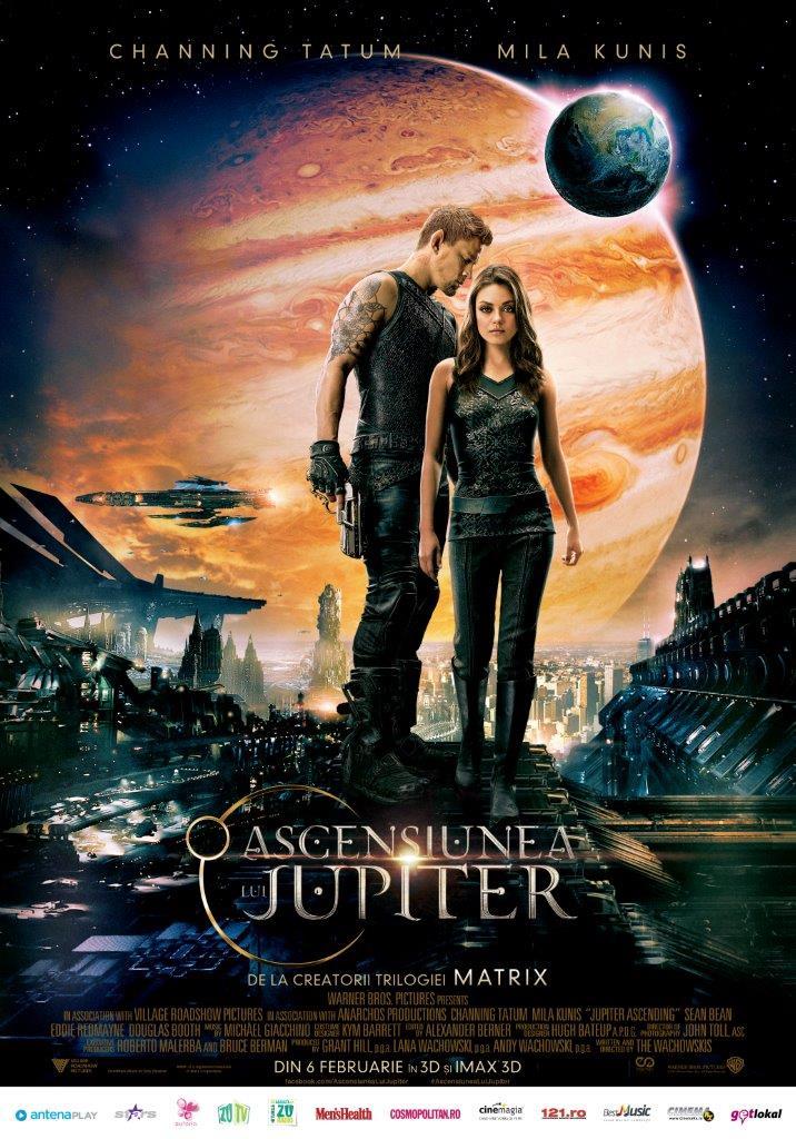 Jupiter Ascending (2015) Ascensiunea lui Jupiter