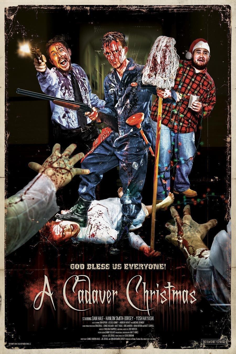Poster A Cadaver Christmas