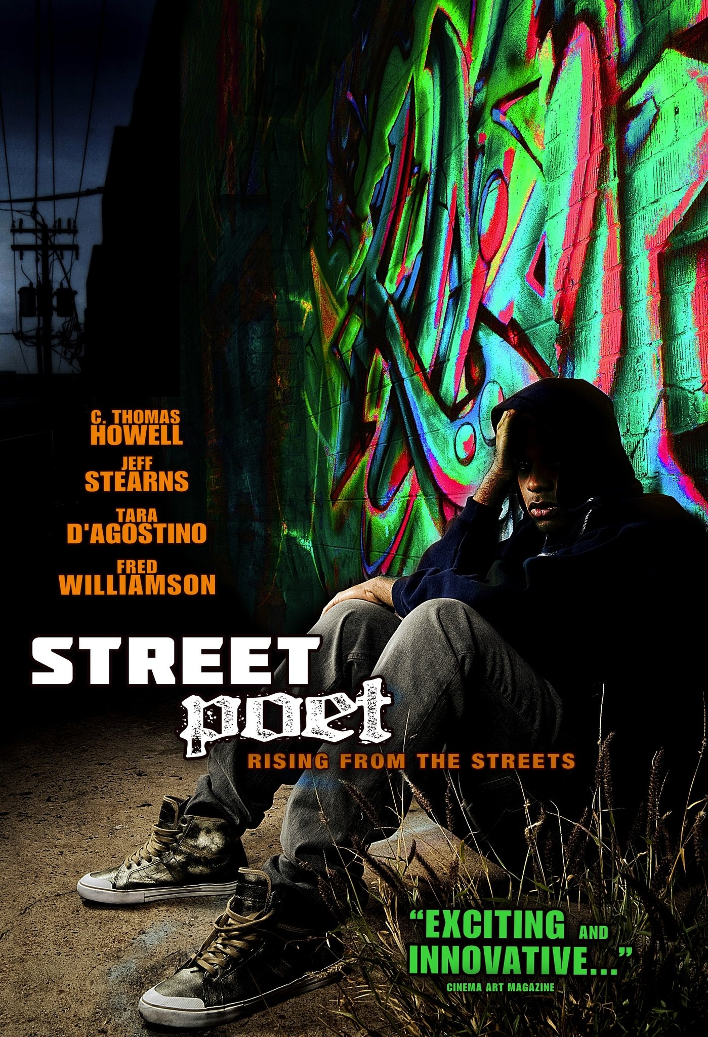 Cryptographic street poets movie