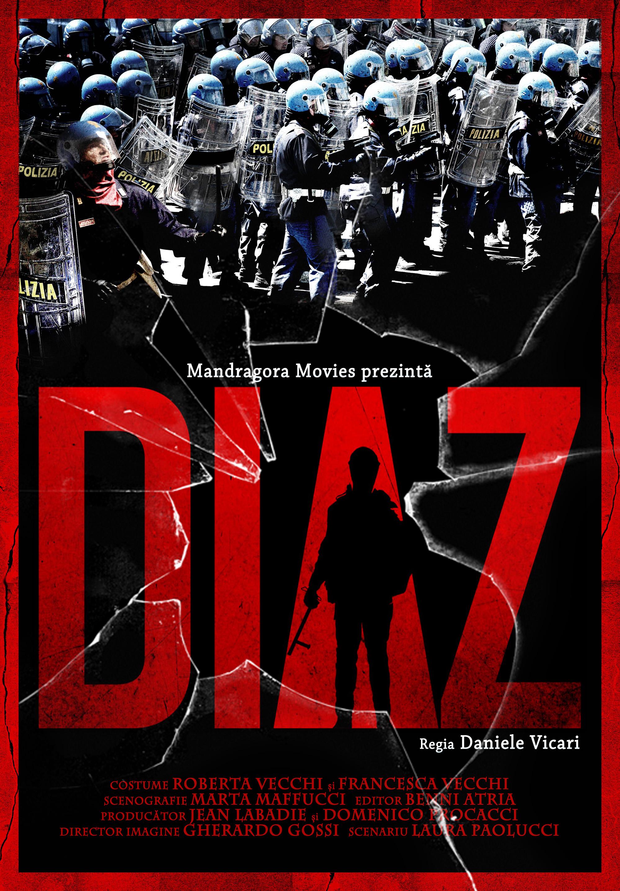 Cuộc Bạo Động Đẫm Máu (2013) ... -  Diaz: Dont Clean ...