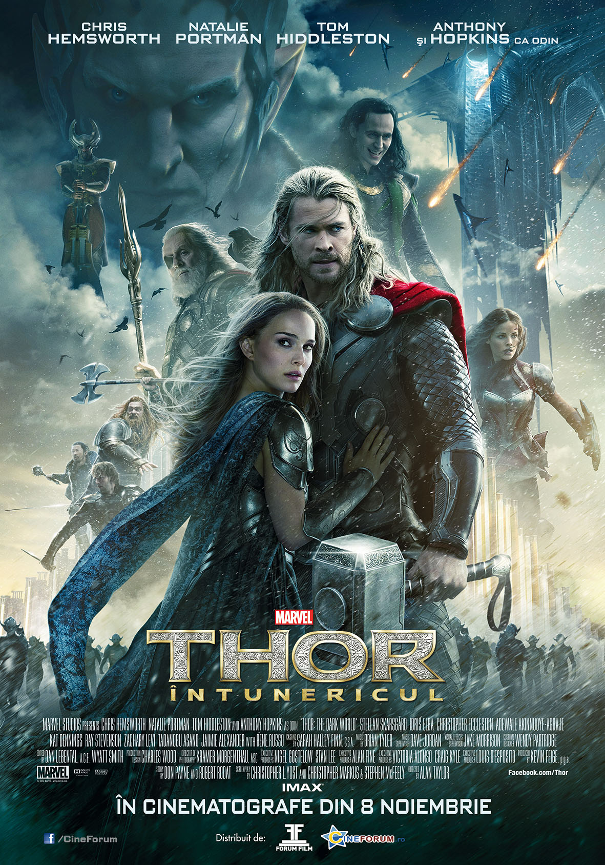 Thor The Dark World (2013) HDRiP