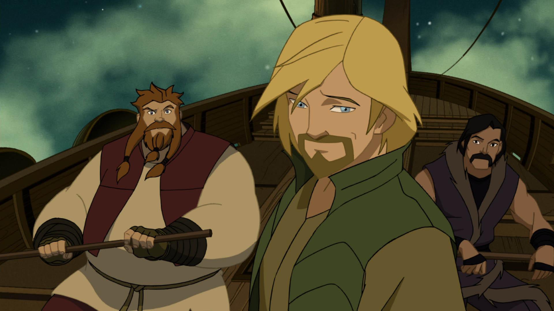 Download Film Thor Tales Asgard 2011