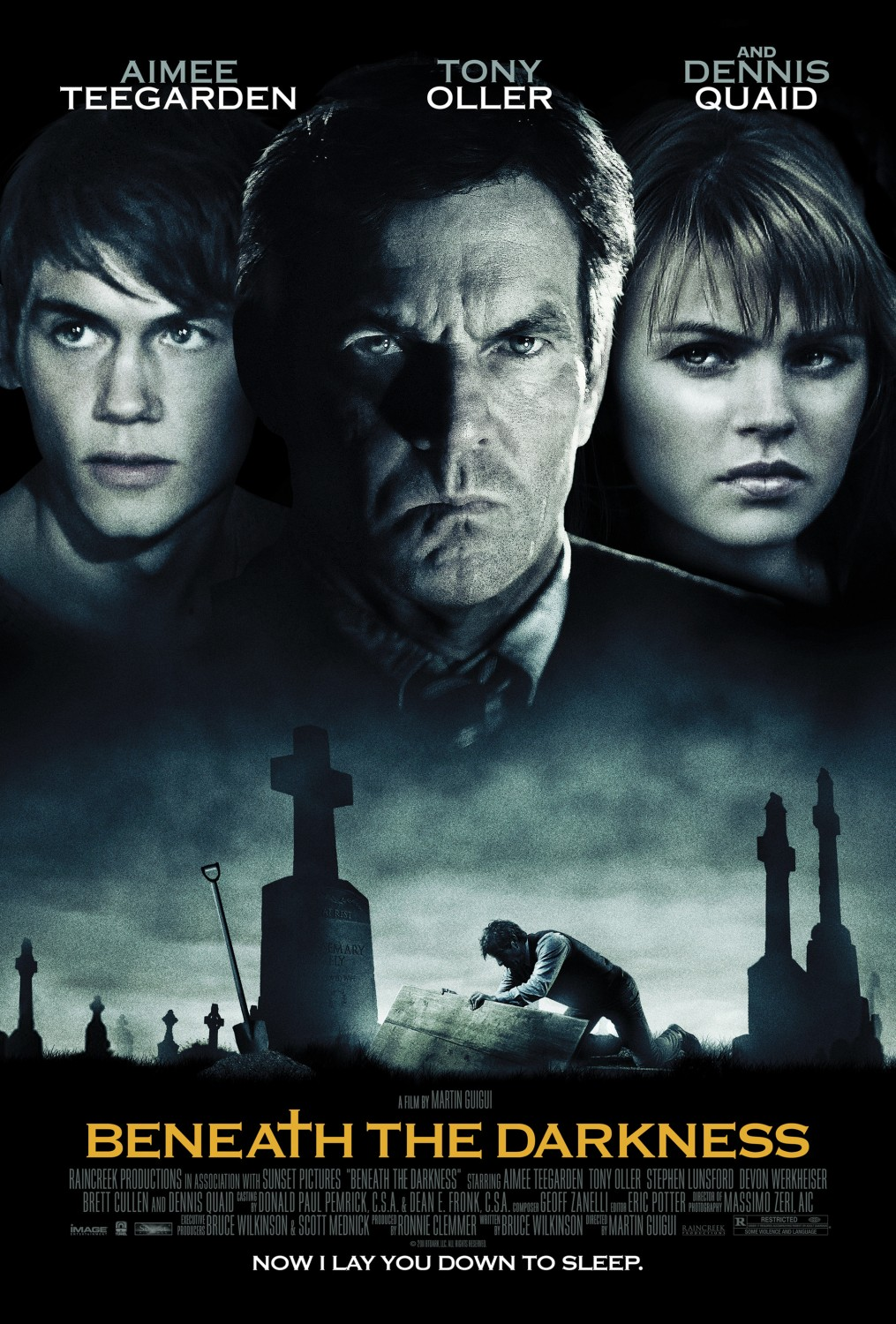Beneath the Darkness (2011)