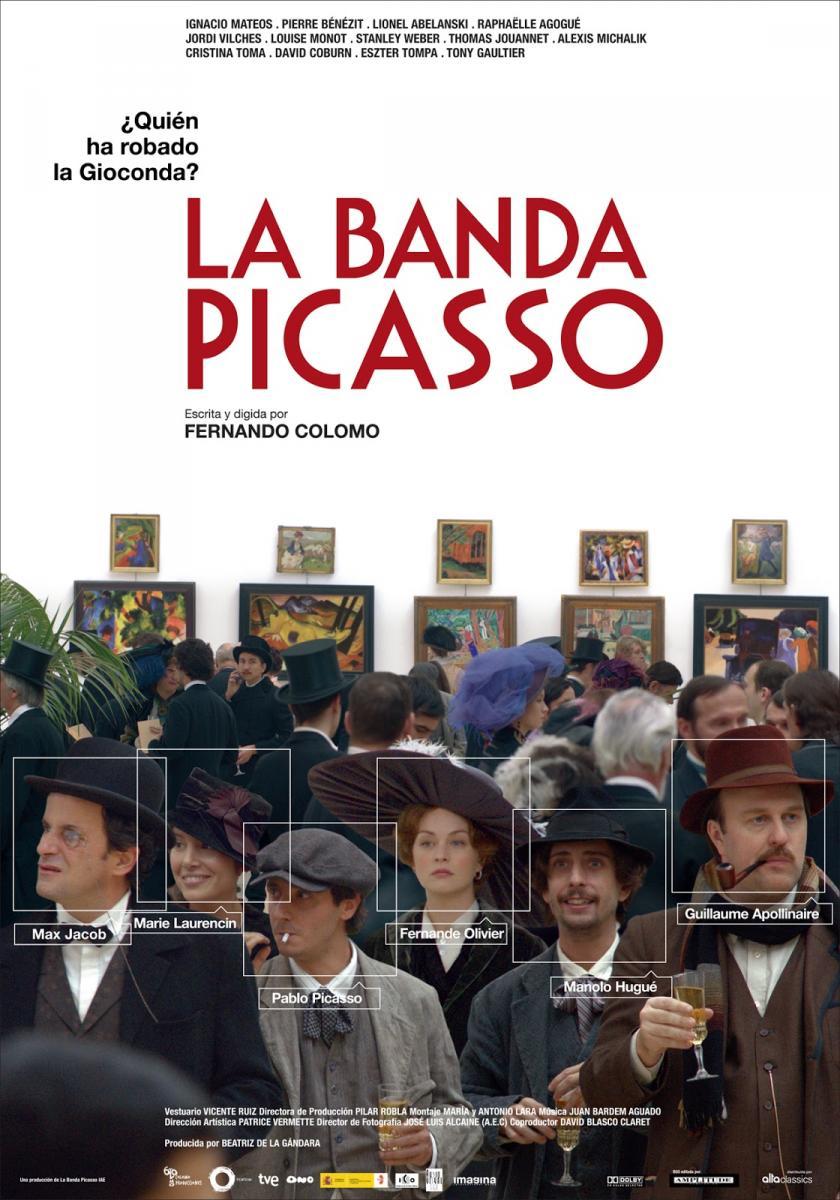 LA BANDA PICASSO – GASCA LUI PICASSO (2012)