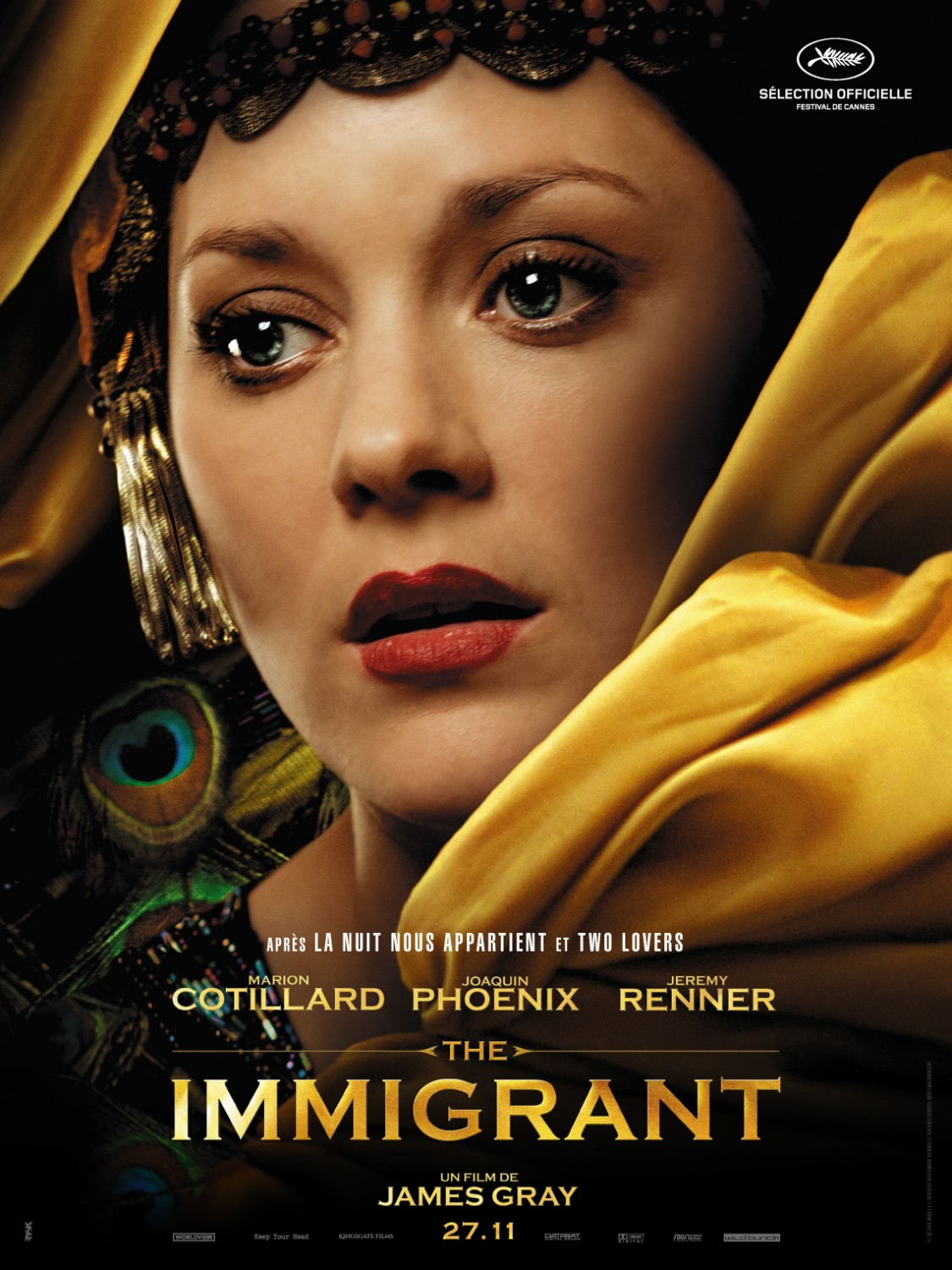 The Immigrant - Emigra...