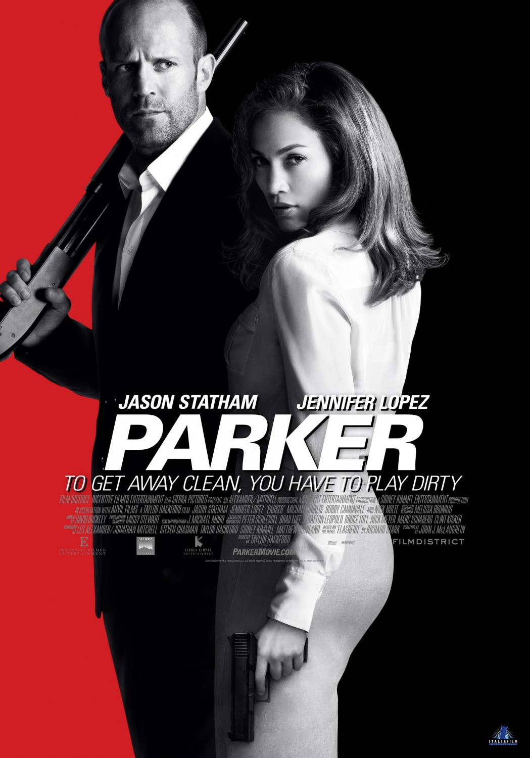 Post thumbnail of Parker (2013)