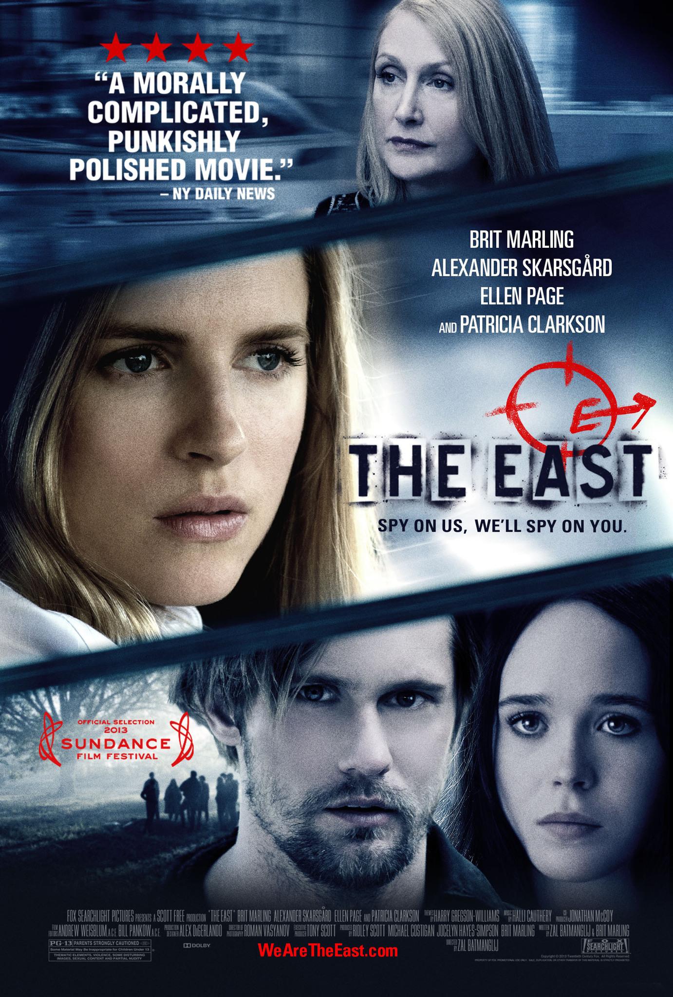 The East (2013) HD