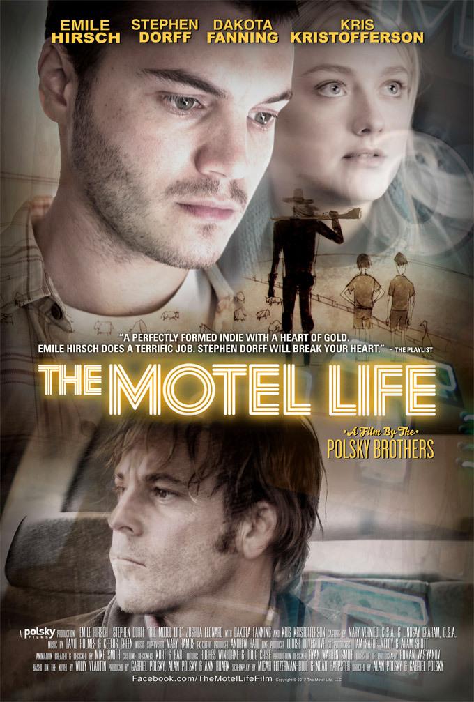 The Motel Life (2013)