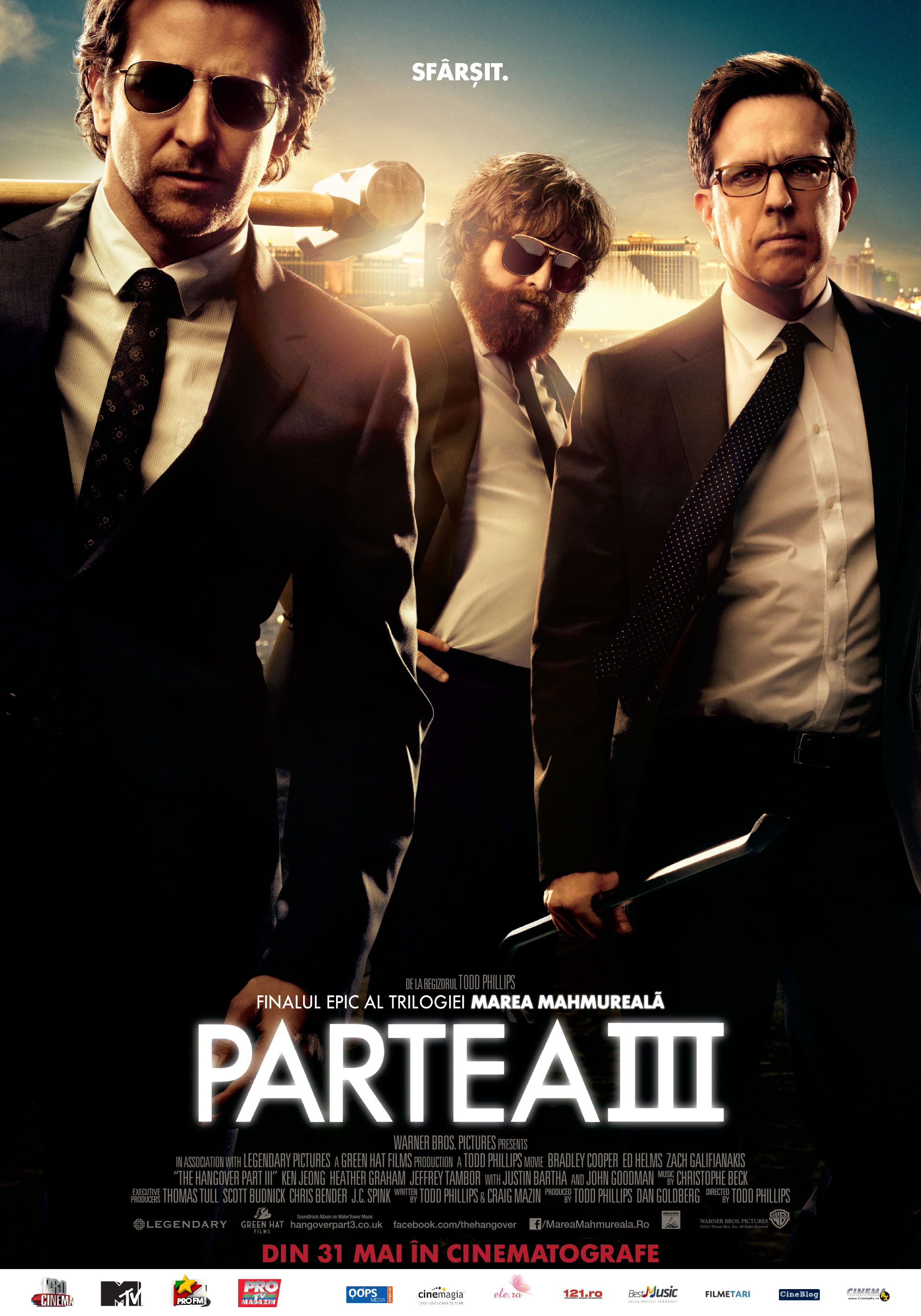 The Hangover Part.3 (2013) Subtitrat!
