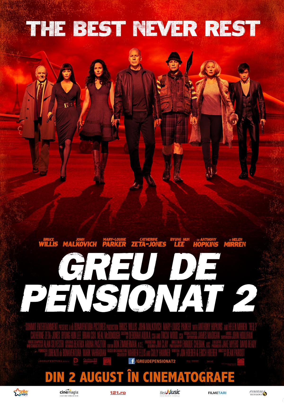 Greu de pensionat 2 (2013)