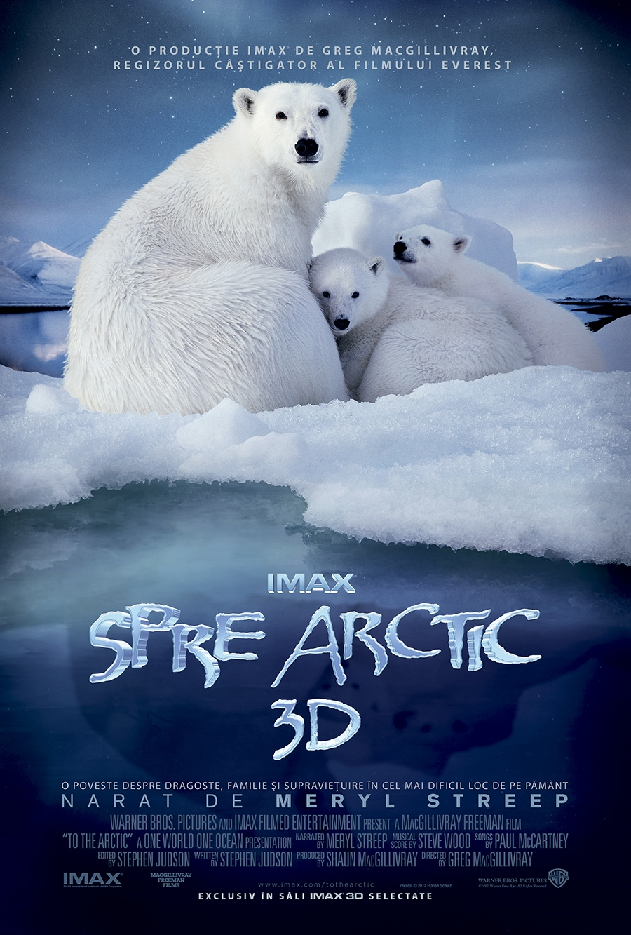 To the Arctic 3D (2012)