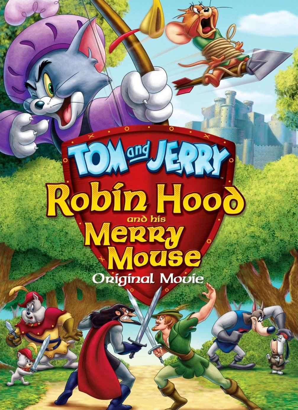 ... FOR TOM AND JERRY ROBIN HOOD AND HIS MERRY MOUSE SCREENSAVERS FOR FREE