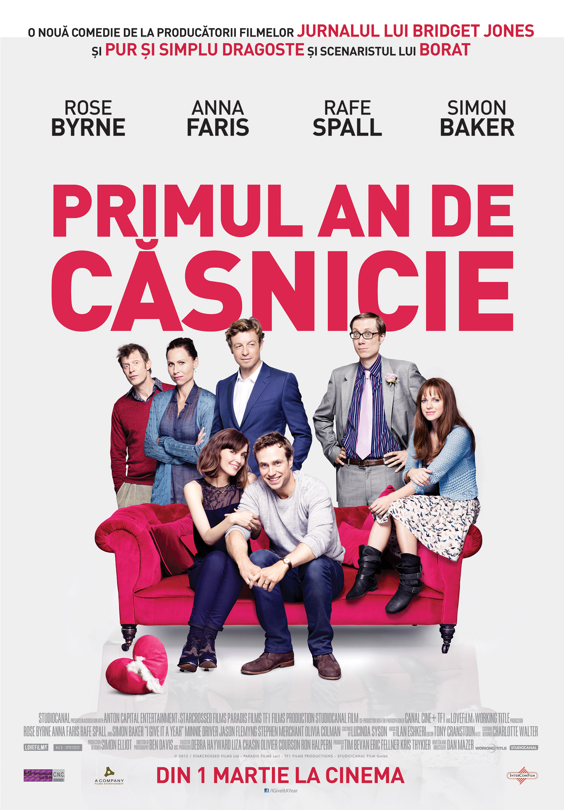 I Give It a Year - Primul an de căsnicie  (2013) Online Subtitrat