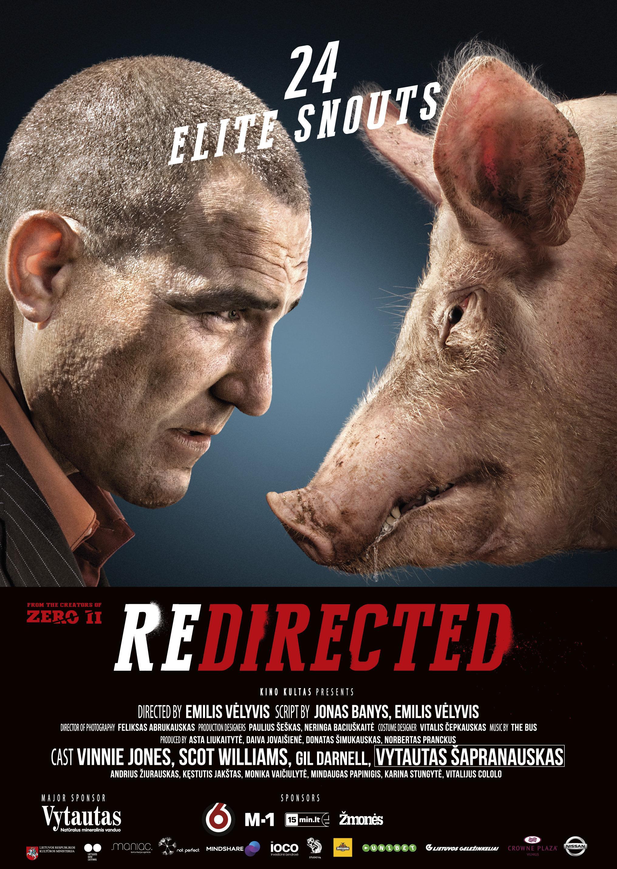 გადამისამართებულები (ქართულად) - Redirected / Перенаправленный (2014)