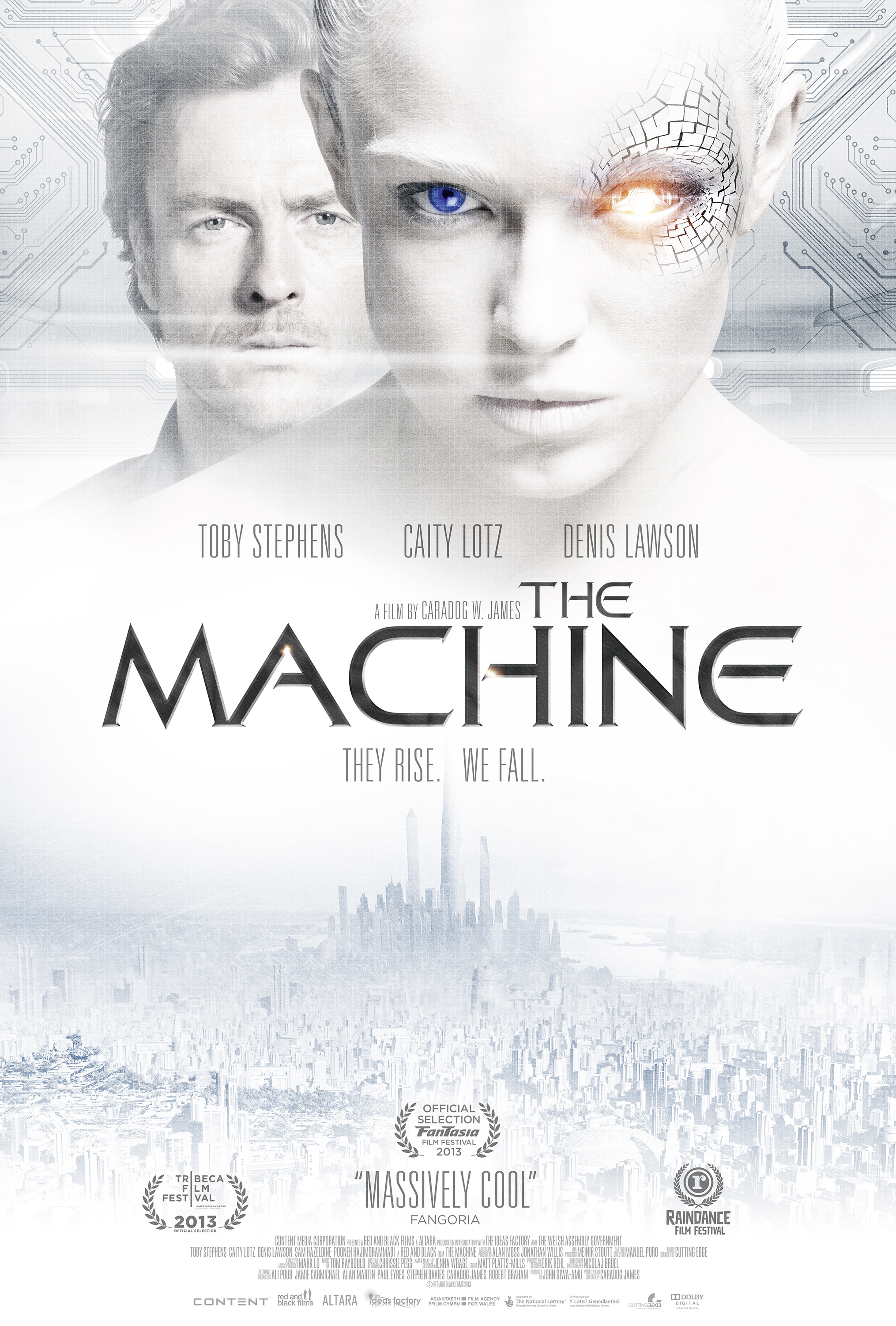 The Machine DVDRiP | VOSTFR