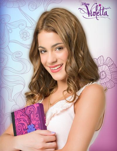 Cristina Valenzuela Violetta Poster Violetta (2012)...