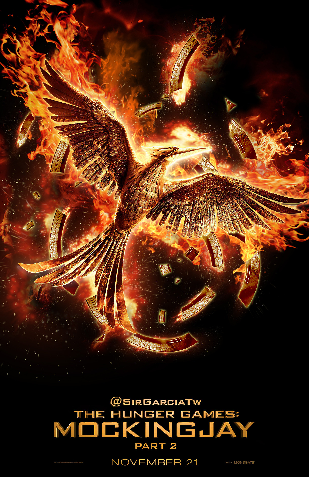 The Hunger Games: Mockingjay - Part 2 - Jocurile foamei ...