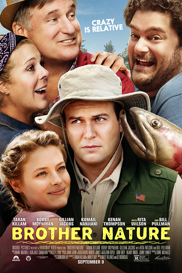 Brother Nature (2016) Online Subtitrat