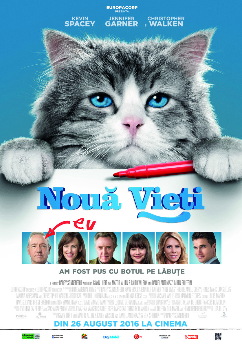Nine Lives (2016) Online Subtitrat