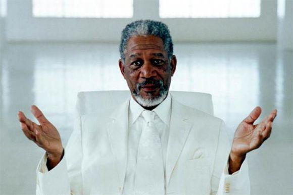 Morgan Freeman - poza 2