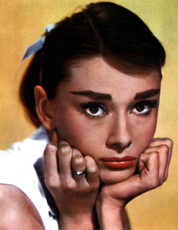 Audrey hepburn quotes wall decals