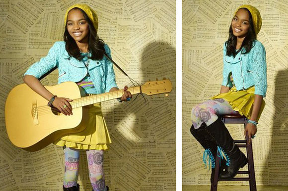China Anne McClain - poza 19