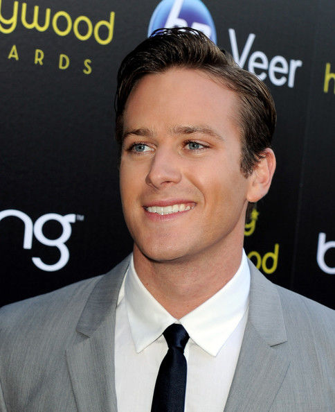 Armie Hammer defends relationship in Call Me By Your Name