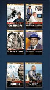 Colectia Sergiu Nicolaescu pe DVD