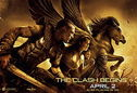 Articol Clash Of The Titans - Cinci noi postere spectaculoase