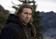 Nicolas Cage, personaj de film şi în viaţa reală