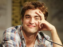 Robert Pattinson, rapper în adolescenţă