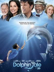 Dolphin Tale întrece The Lion King 3D la box-office