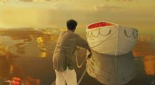 Trailer Viaţa lui Pi!