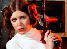 Prinţesa Leia şi-a confirmat revenirea la franciza Star Wars