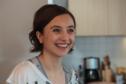 Articol Serialul Rămâi cu mine: ultima zi de filmare, pe Lipscani. Interviu cu actriţa Cosmina Stratan