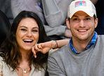 Mila Kunis şi Ashton Kutcher nu vor să crească copii de bani gata