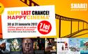 Articol Happy Last Chance: nu rata promoţia la Happy Cinema București!