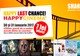 Happy Last Chance: nu rata promoţia la Happy Cinema București!
