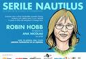 Articol Celebra scriitoare fantasy Robin Hobb este invitată prin Skype la Serile Nautilus