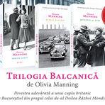Concurs - Trilogia Balcanică oferită de Editura Nemira