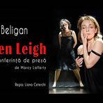 Concurs - O invitaţie dublă la spectacolul   Vivien Leigh - Ultima conferință de presă , la Teatrul Excelsior
