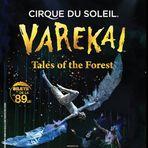Concurs - O invitaţie dublă la  Varekai - Cirque du Soleil