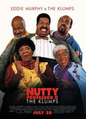 Poster Nutty Professor II - The Klumps