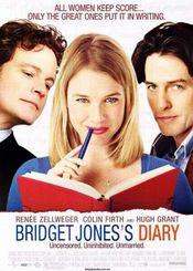 Poster Bridget Jones's Diary
