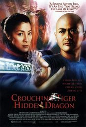 Wo hu cang long AKA Crouching Tiger Hidden Dragon (2000)