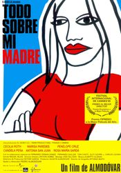 Poster Todo sobre mi madre